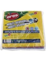Eres Eres poetsdoekjes multi-gebruik set van 5 doekjes