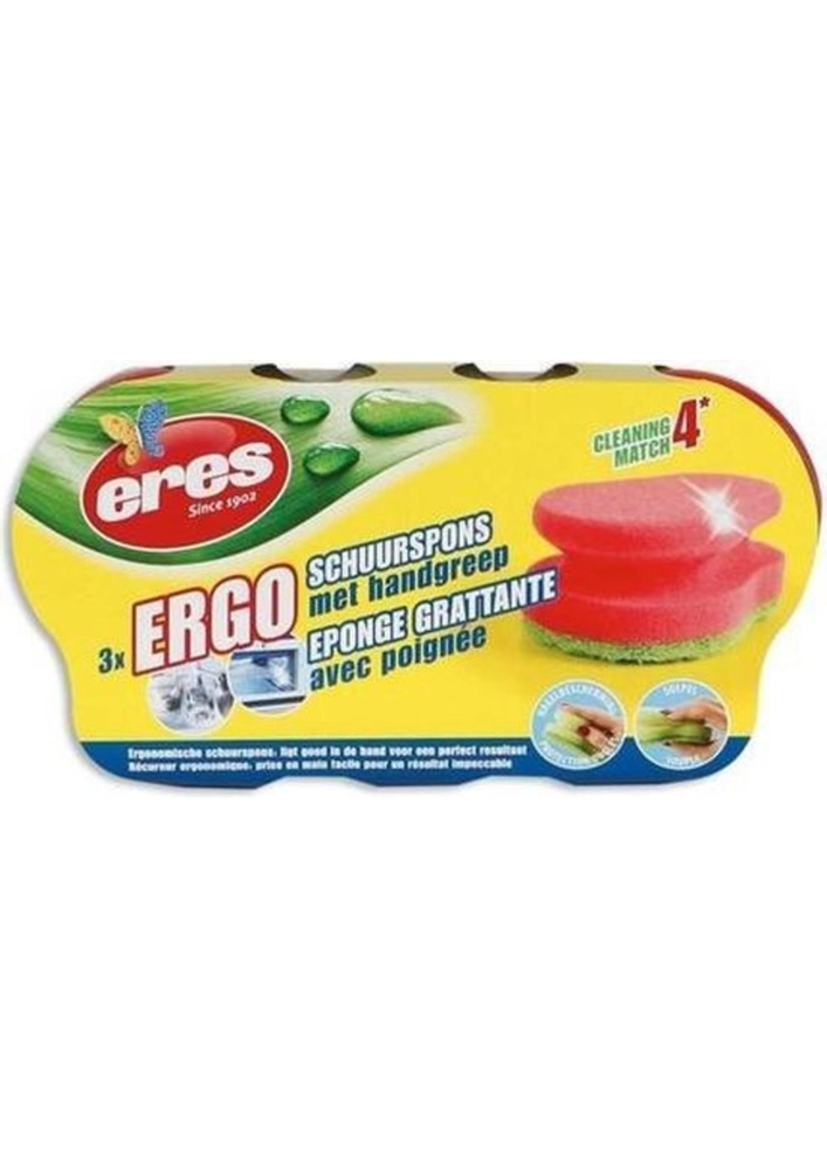 Eres ERES ERGO SCHUURSPONS MET HANDGREEP S/3  88144