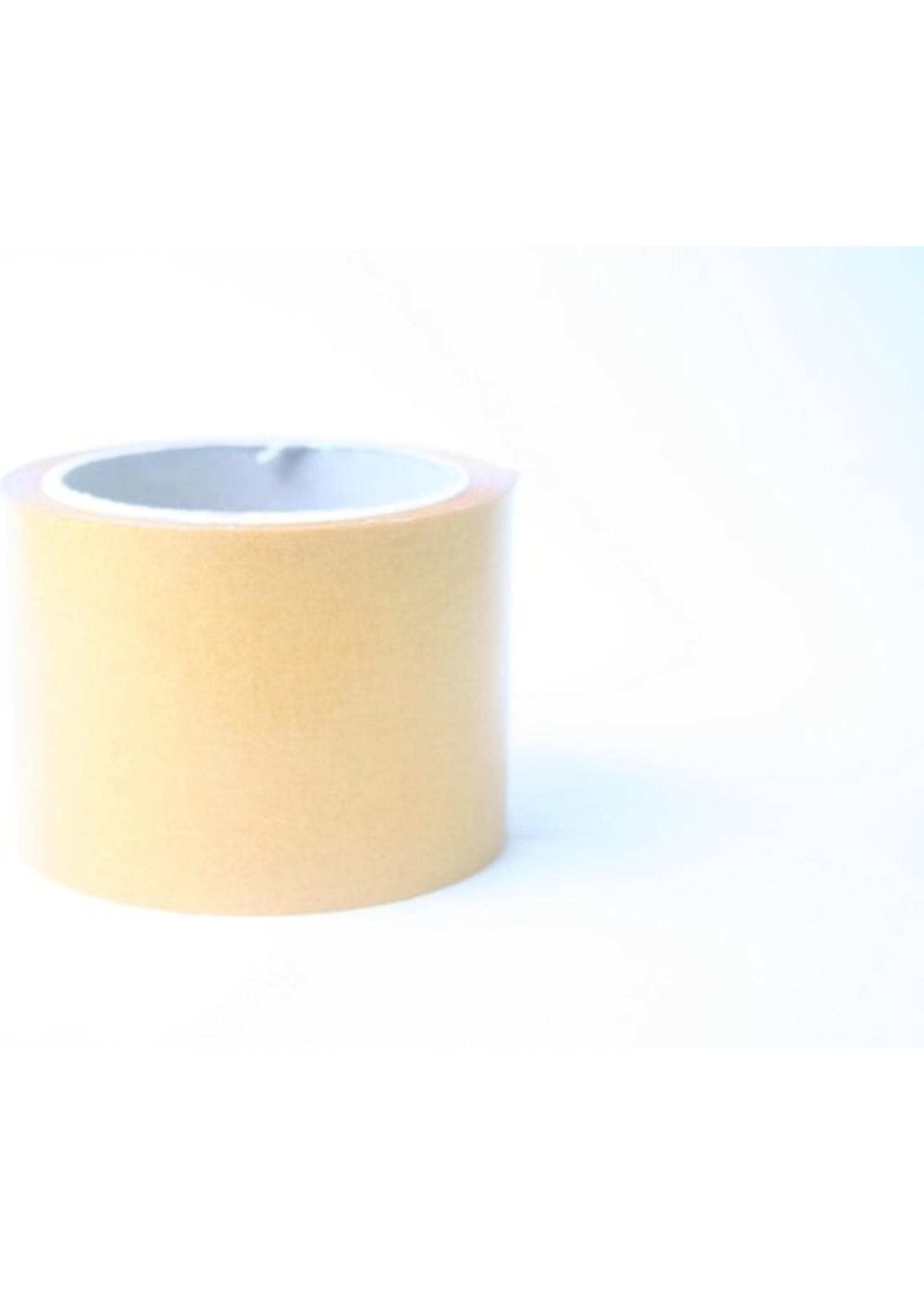 Dubbelzijdige tape versterkt met katoendrager 72mmx5m