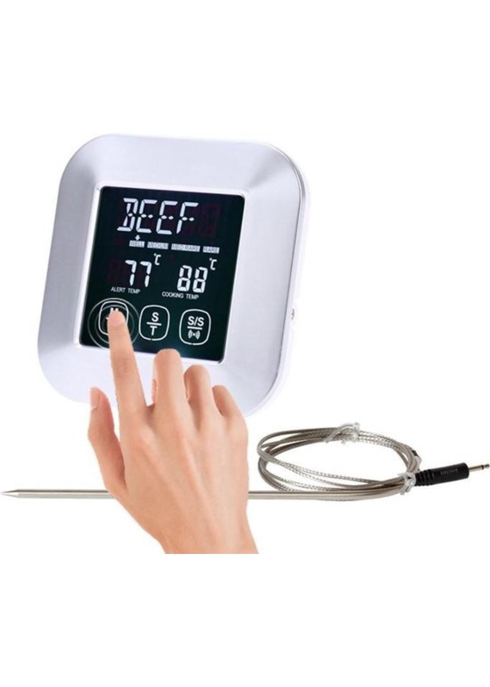 Spider Digitale vlees / barbecue thermometer met sonde