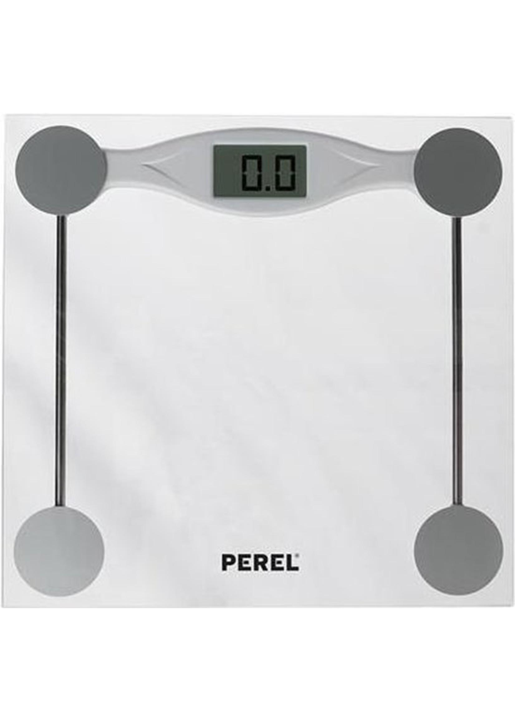 Perel DIGITALE PERSONENWEEGSCHAAL - 180 kg / 100 g