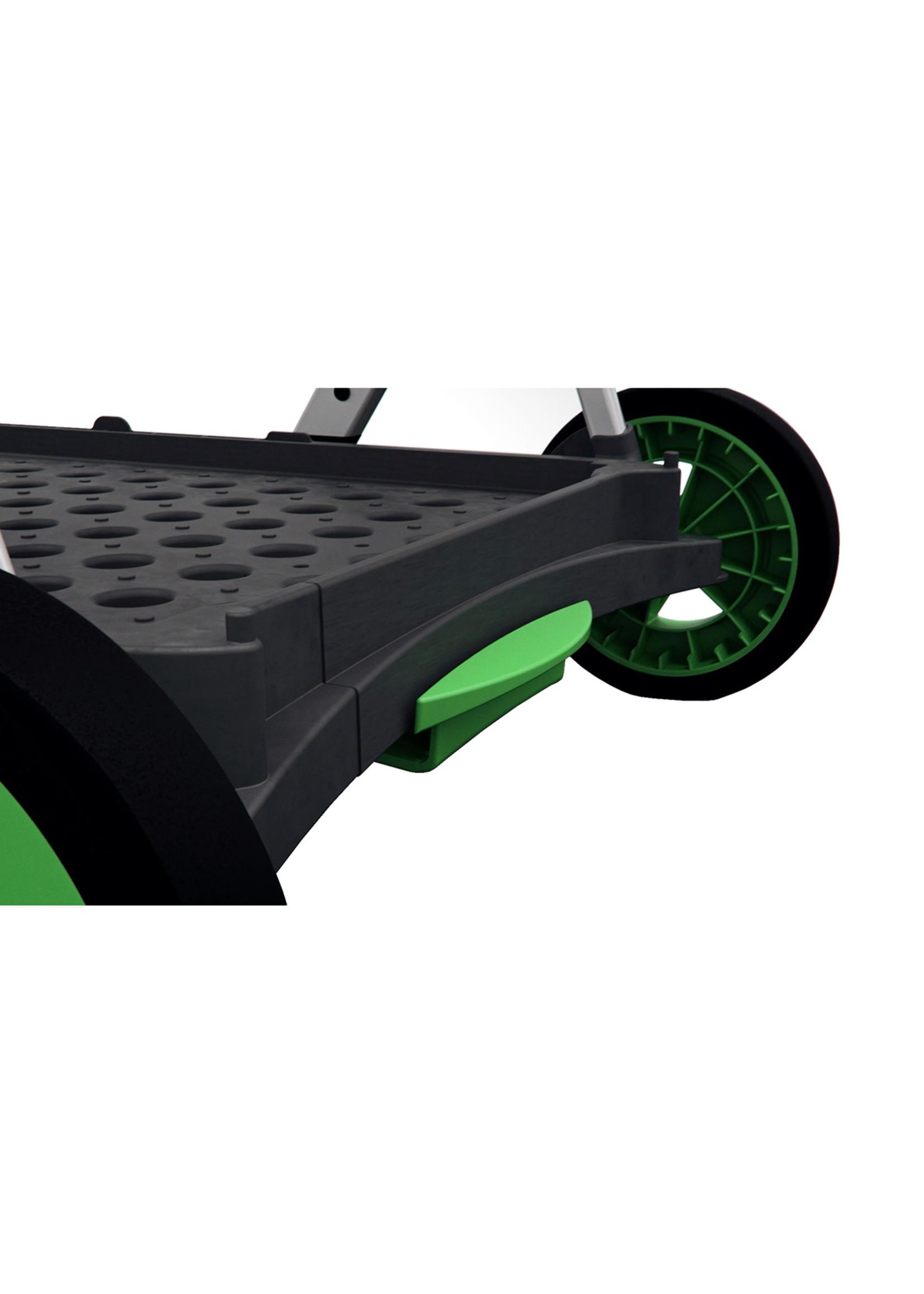 Clax Clax trolley inclusief vouwkrat