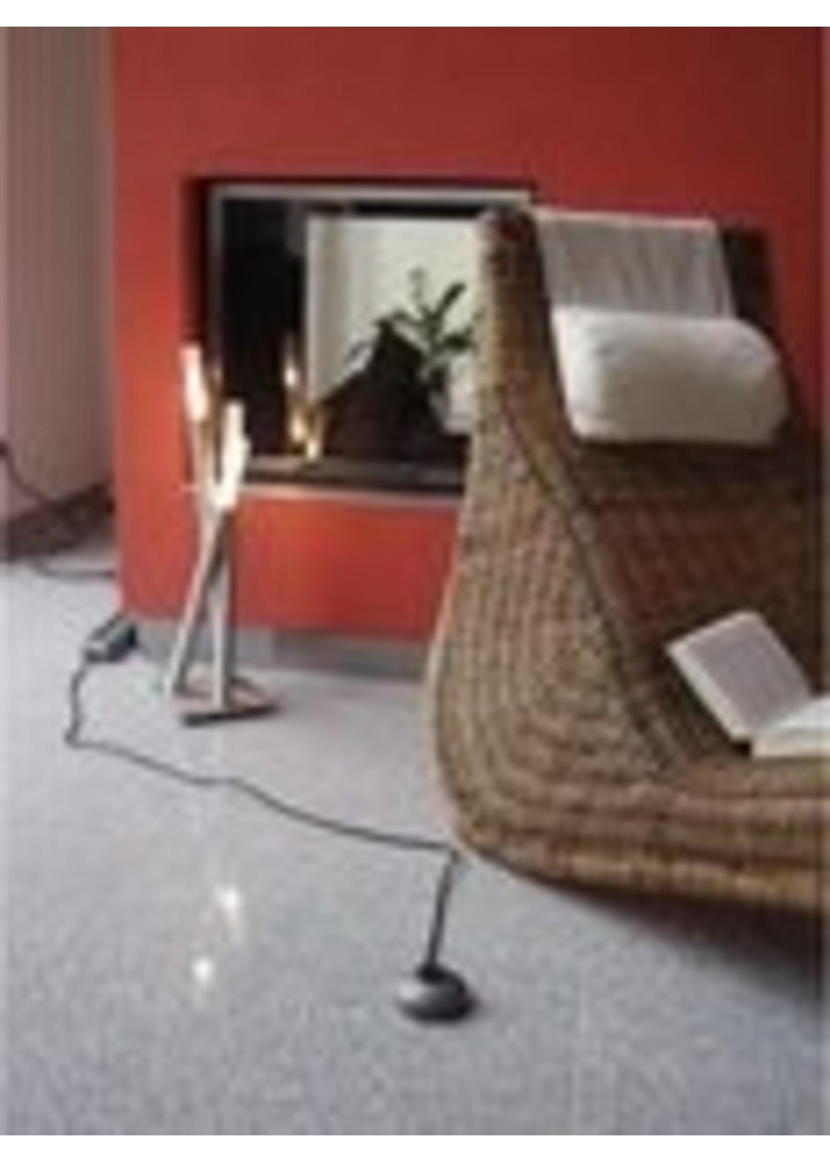 Brennenstuhl Brennenstuhl Eco-Line Comfort Switch stekkerdoos met 6 contacten en voetschakelaar / zwart - 2 meter