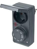 Brennenstuhl Brennenstuhl 1506120 Timer analogue 1800 W IP44 Twilight switch
