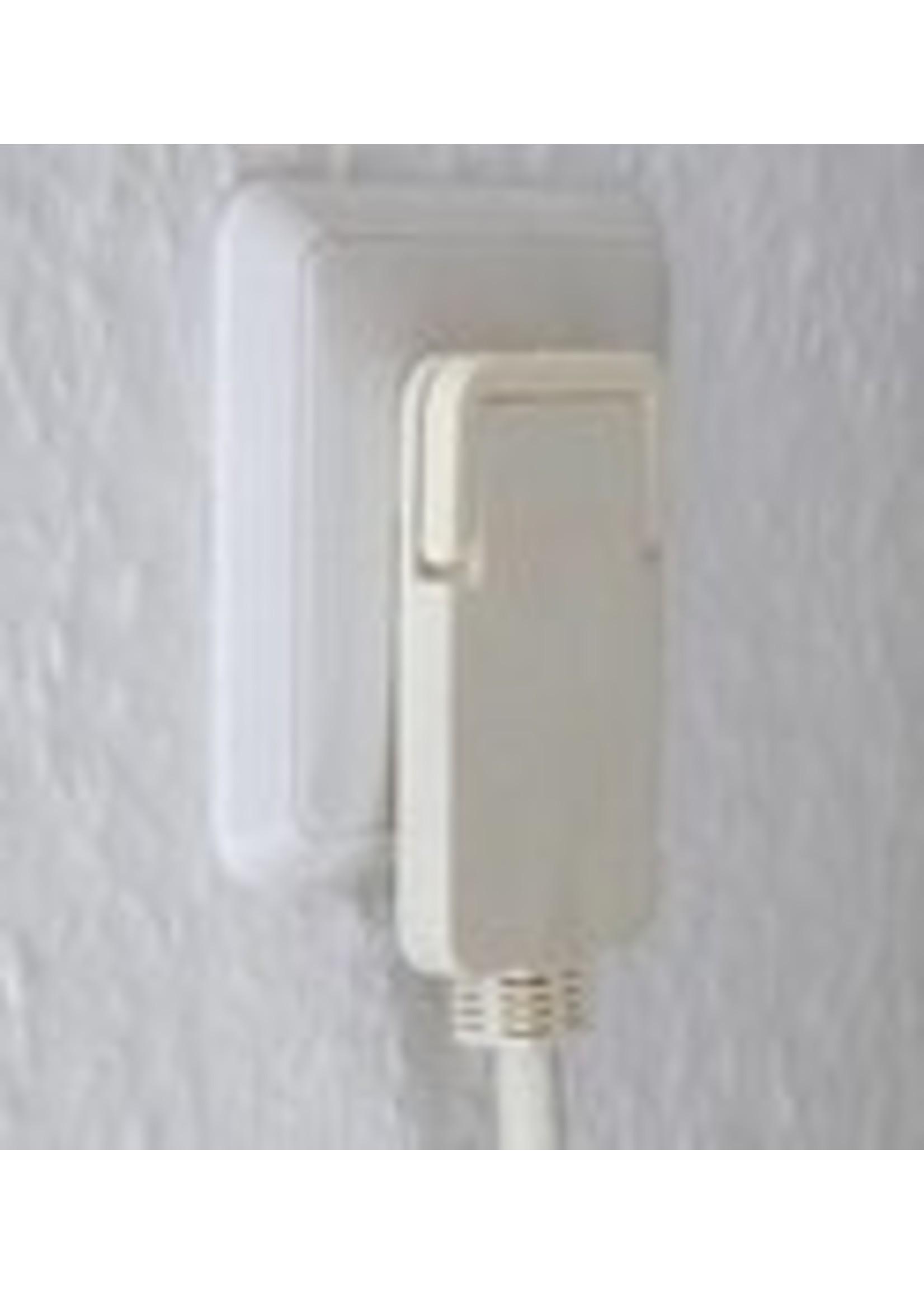Brennenstuhl Brennenstuhl 1168980250 electriciteitssnoer Wit 5 m