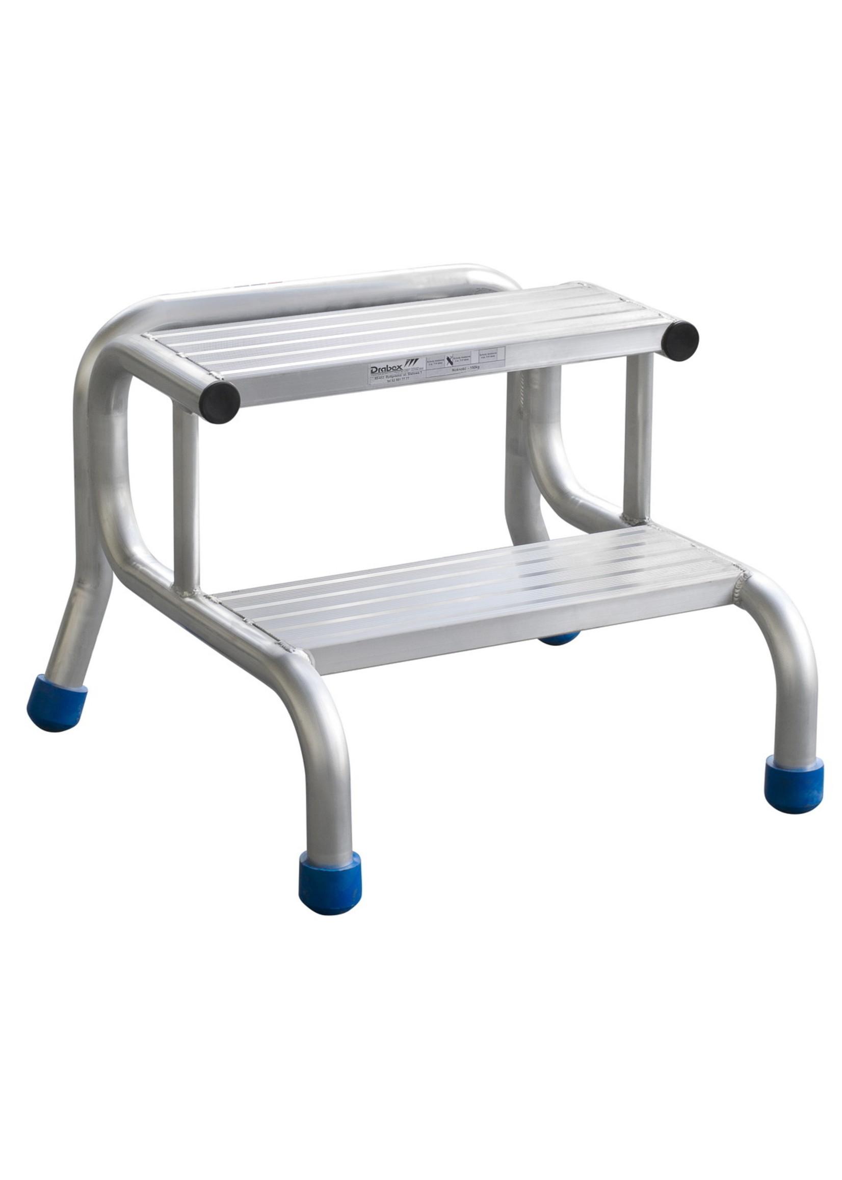 Spider & Co Aluminium montage trap industriële kwaliteit.