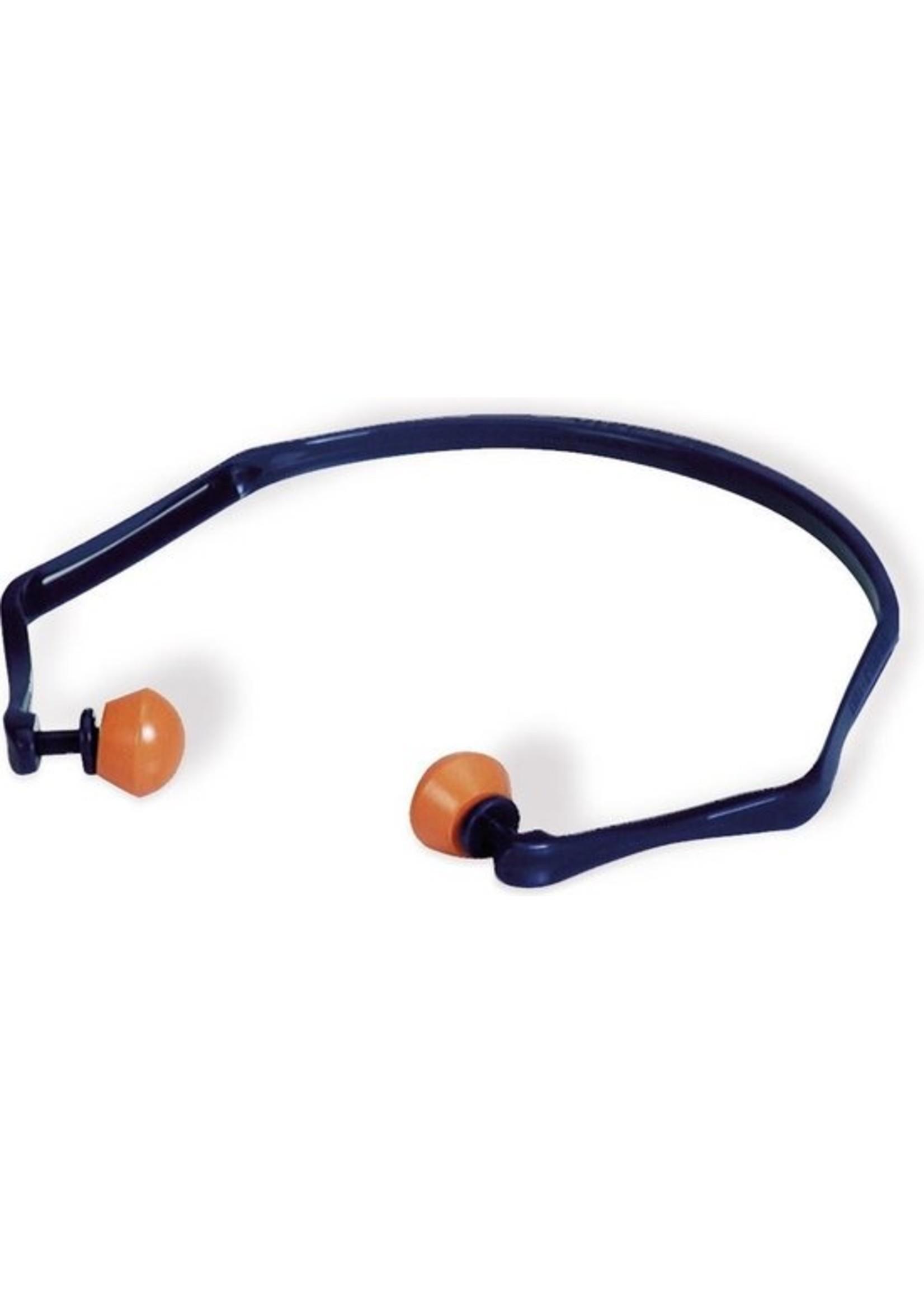 Gehoorbescherming beugel 3M- blauw - oranje