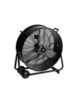 Perel Design Ventilator | Industrial look | 60 cm | 330 Watt | Zwart