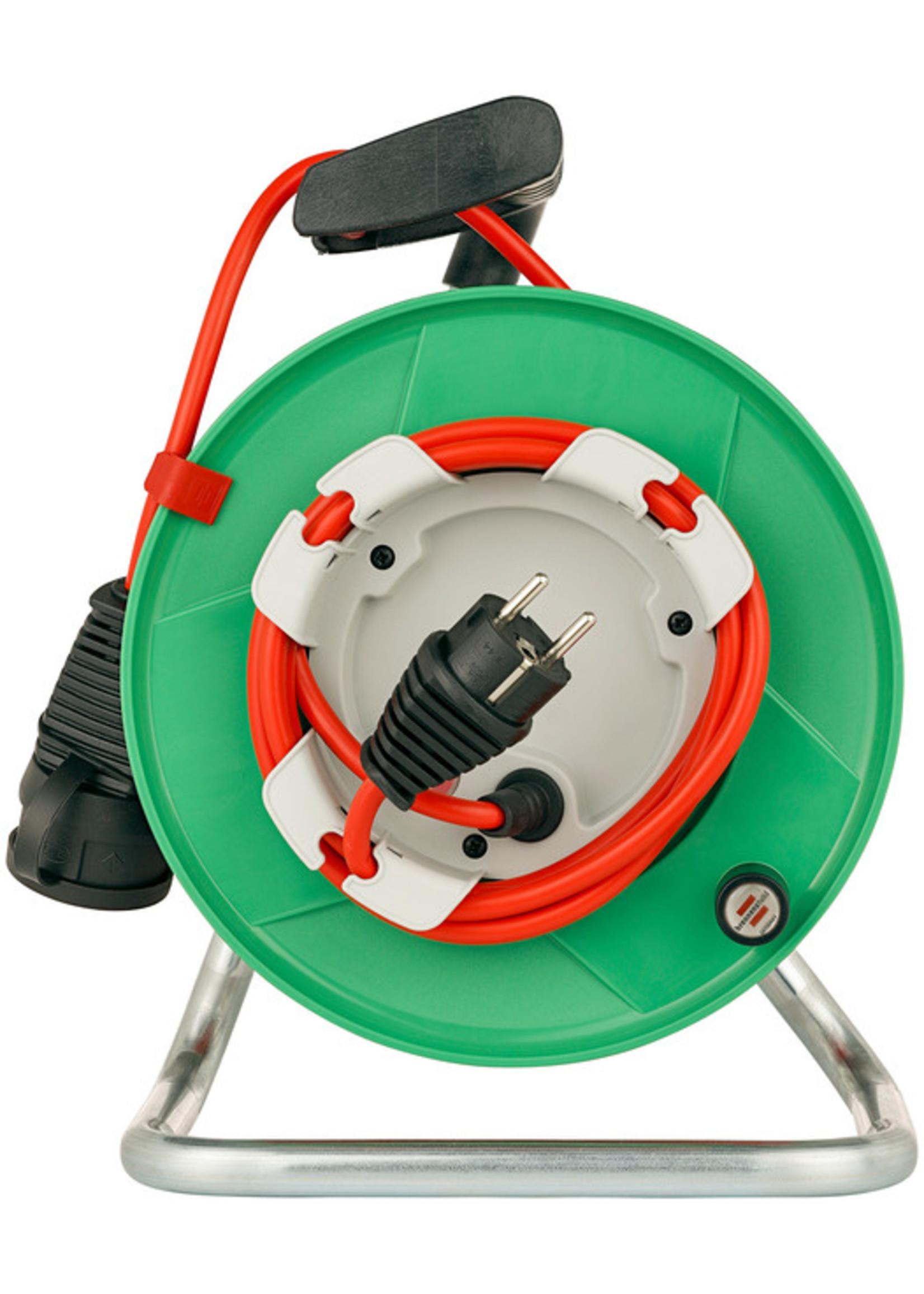 Brennenstuhl Brennenstuhl Garant® G IP 44 Tuinhaspels 23+2m H05VV-F3G1.5