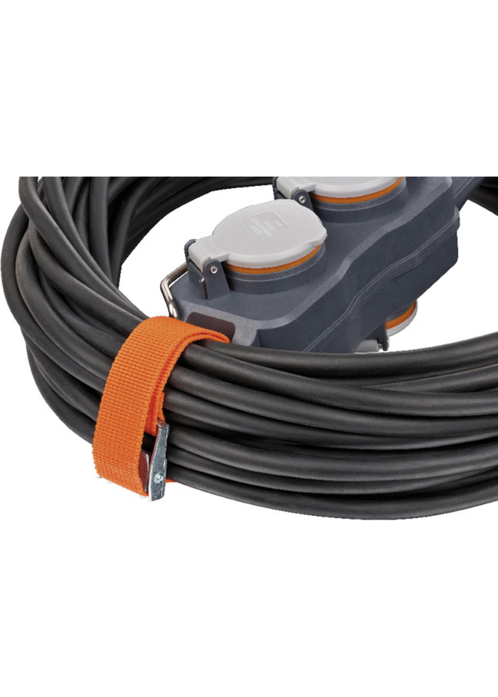 Brennenstuhl Brennenstuhl Profi 4-v powerblok IP54 *los*