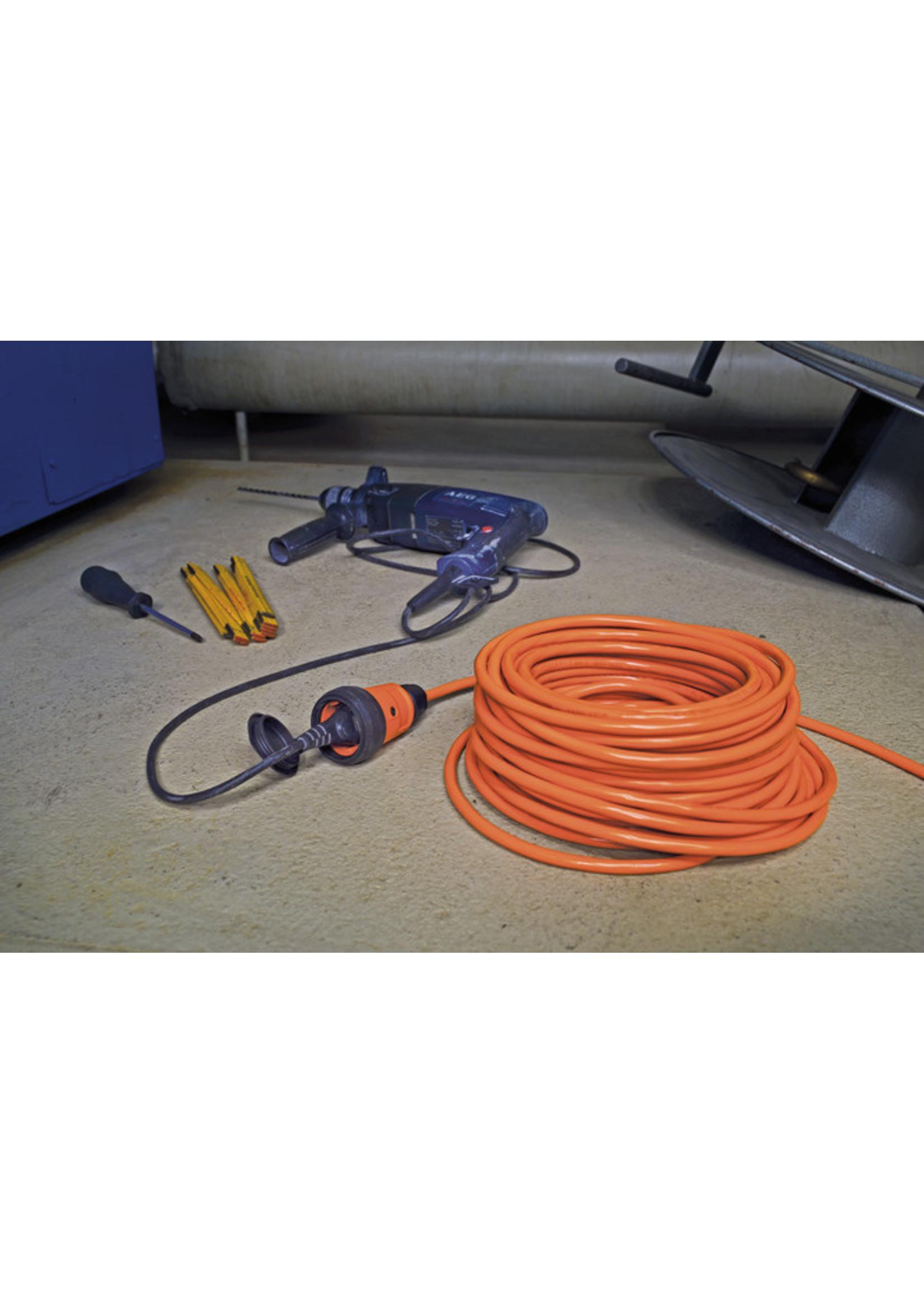 Brennenstuhl Brennenstuhl Profi Verlengkabel 25m BQ 3G1.5 VQ 2100 IP44