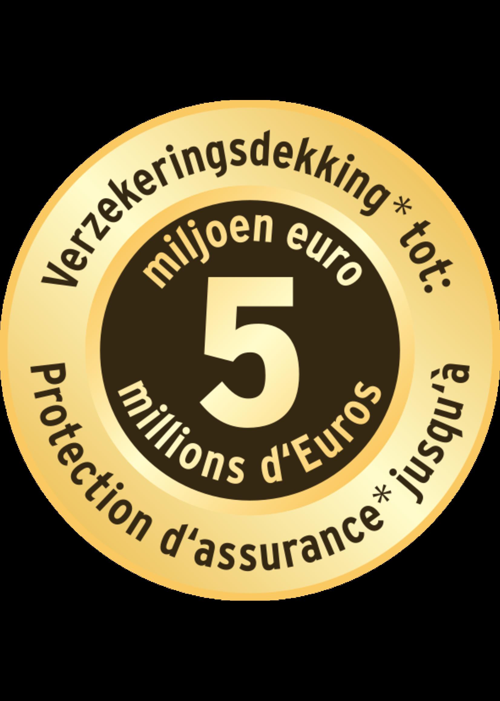 Brennenstuhl Brennenstuhl Eco-Line 13.500A stekkerdoos met overspanningsbeveiliging 4-voudig lichtgrijs 1.5m H05VV-F 3G1.5 *FR*