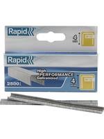 Rapid Rapid Nr 13 fijndraadnieten - 4 mm (2500 stuks)