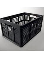 Clax Clax Vouwkrat 46 liter zwart