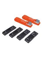 Toolland Spanbanden Set inclusief Bescherming - 6-Delig