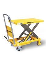 Stanley Stanley mobiele schaarheftafel tot 500 kg hefvermogen.
