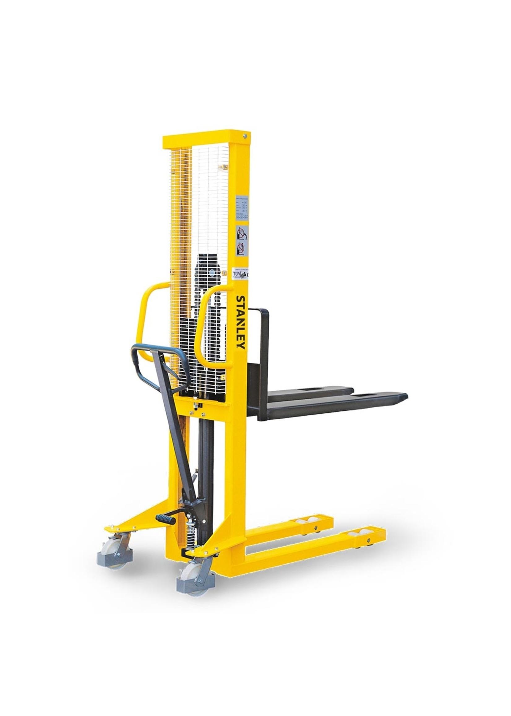 Stanley STANLEY handmatige stapelaar voor pallets tot 1000 kg