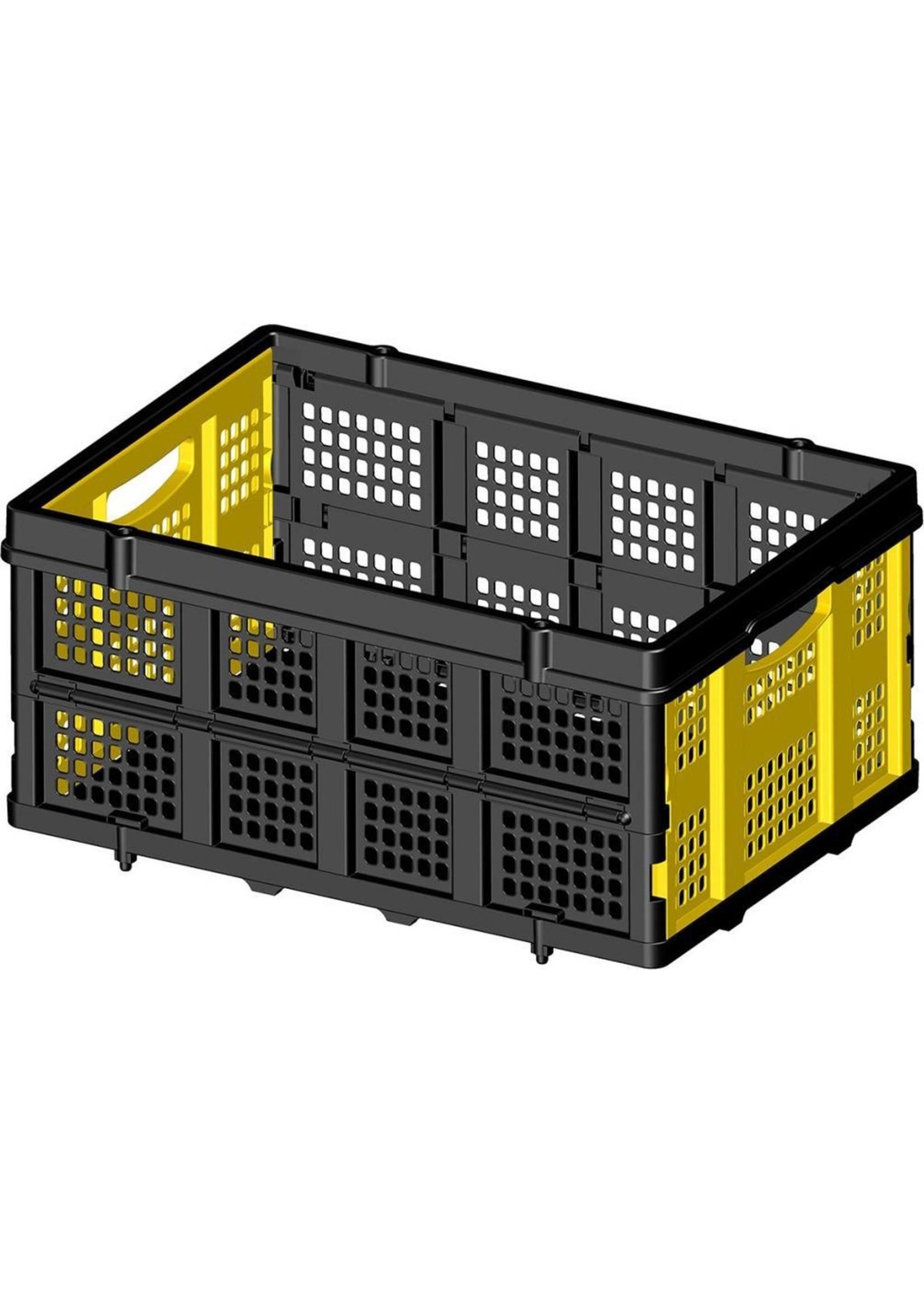 Stanley Stanley vouwkrat FT505 zwart/geel