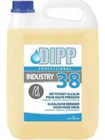 DIPP Dipp No 38 Alkalische reiniger voor hoge druk 5 liter