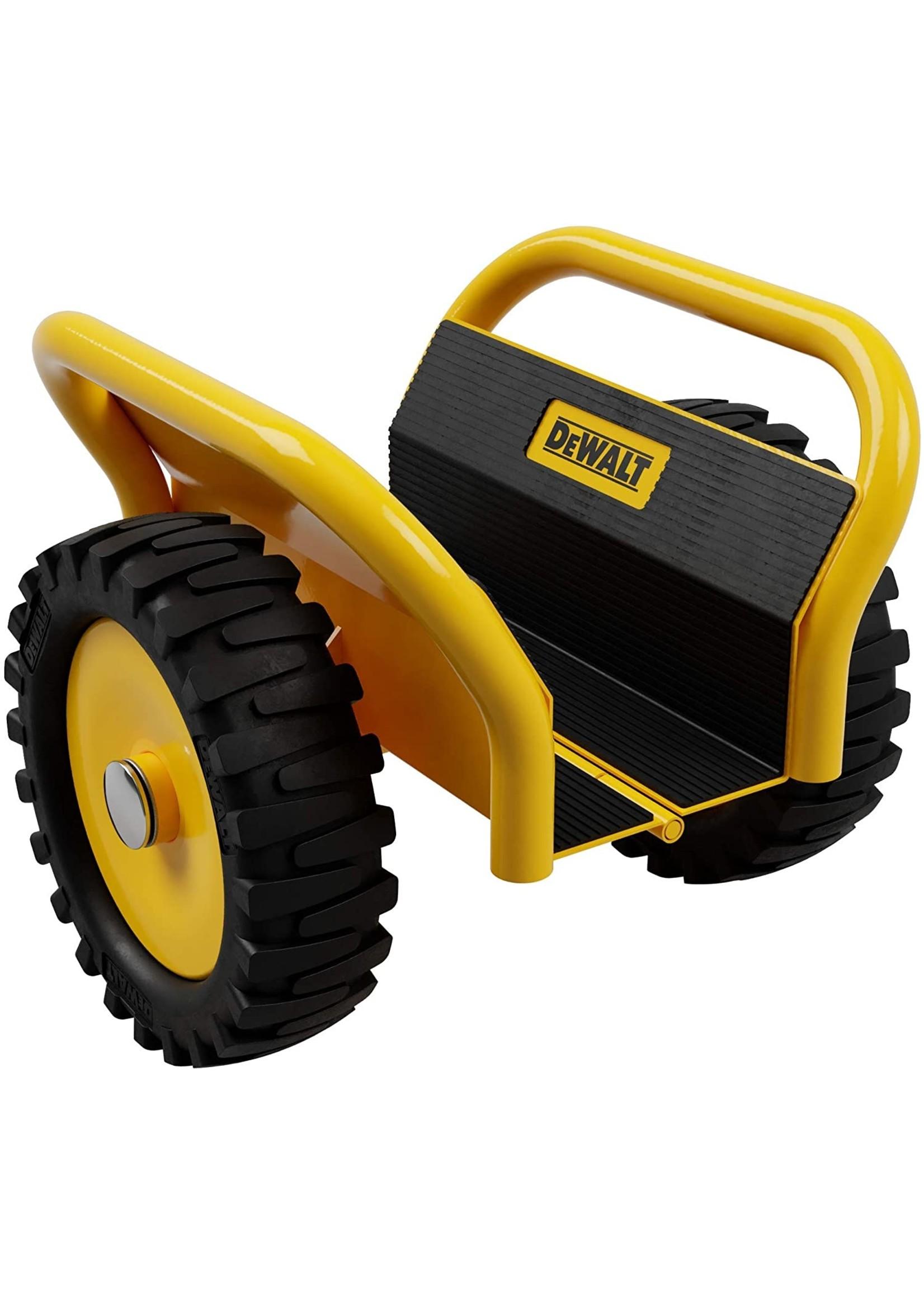 DeWalt DeWalt platenwagen DXWT-201 - zwart - geel tot 500 kg