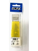 Olfa Olfa reservemes voor cirkelsnijder 15 stuks COB-1