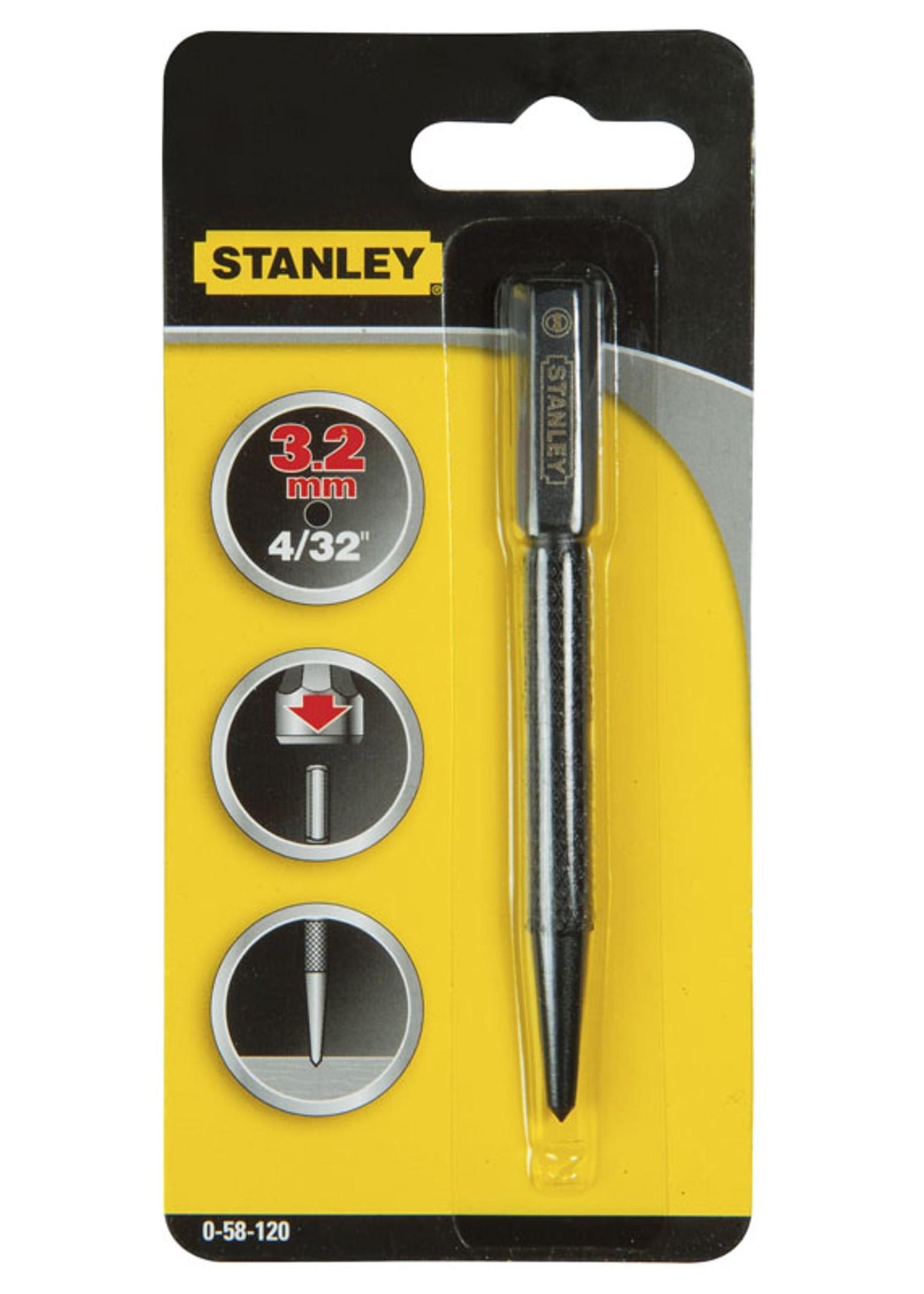 Stanley Stanley Centerpunt 3,2mm