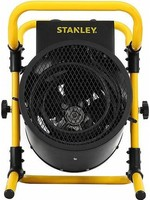 Stanley Stanley turbo elektrische ventilatorkachel met twee standen (2.5 – 5.0 kW) 380 Volt