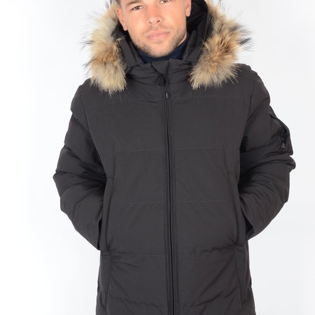 Airforce Airforce Mitchell Parka RF Technical Softchell True Black