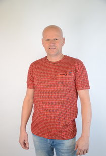 T-shirt Red 15206