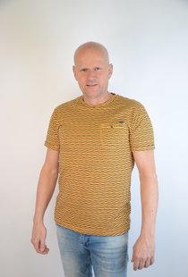 T-shirt Yellow 15206