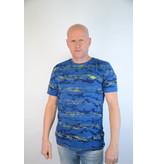 Gabbiano T-shirt Cobalt 15214