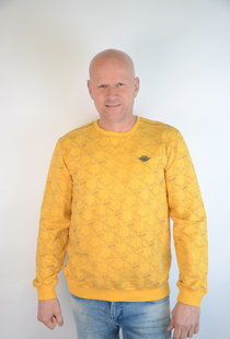 Sweater Yellow 77106