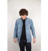 Only & Sons Onslucas Life Overshirt Blue Denim PK 9151