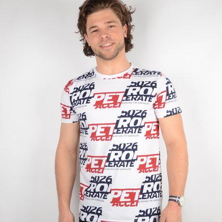 Petrol T-shirt SS R-Neck Bright White (TSR6220)