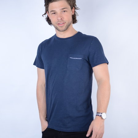 Petrol T-shirt SS R-Neck Dark Petrol (TSR660)