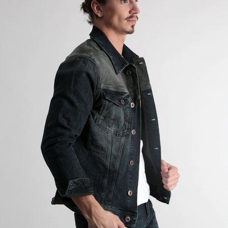 M.O.D Jimmy Jeans Jacket Lytton Blue 3142