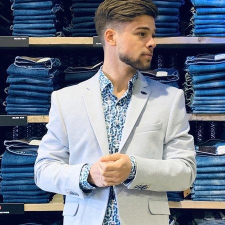 Gabbiano 2660 Blazer Light Blue