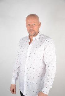 Poplin Shirt Bright White 22015474