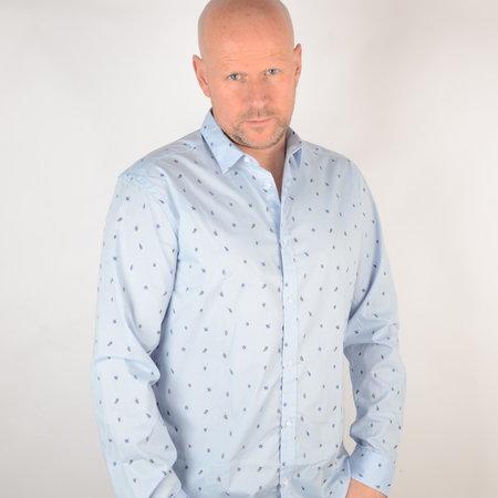Only & Sons Poplin Shirt Cashmere Blue 22015474