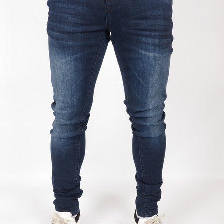 Gabbiano Ultimo Jeans Dark Blue Used