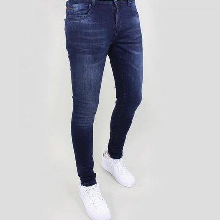 Gabbiano Ultimo Jeans 82612 Dark Blue Used