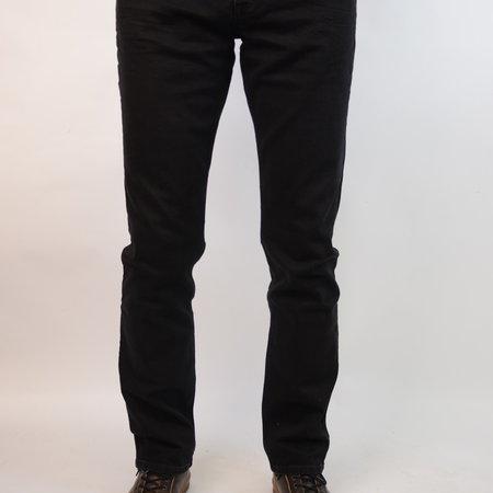 Cross Jeans Dylan Black Crincle E195-026