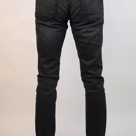 Cars Jeans Henlow Regular Black Coated