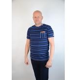 Gabbiano T-shirt Round NeckNavy 15215