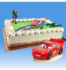 2. Sweet Store Taarttopper -  Cars - Lightning McQueen