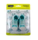 PME Suikerfiguur Babysneaker Blauw