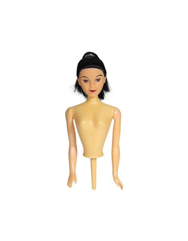 PME PME Barbie pop pin Black