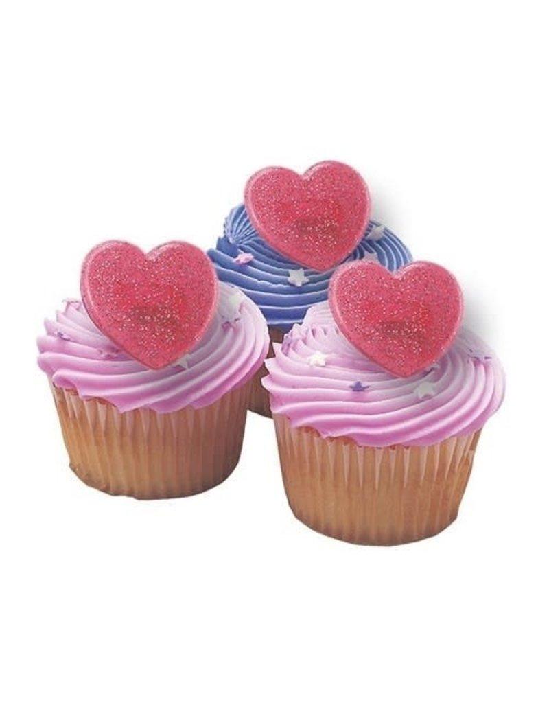 2. Sweet Store Ringen - hartjes 12st