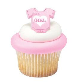 2. Sweet Store Ringen - It's a girl 12st