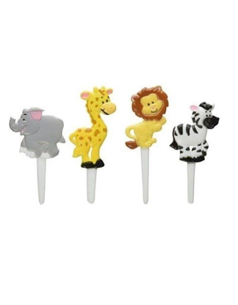 2. Sweet Store Prikkers - safari dieren 12st